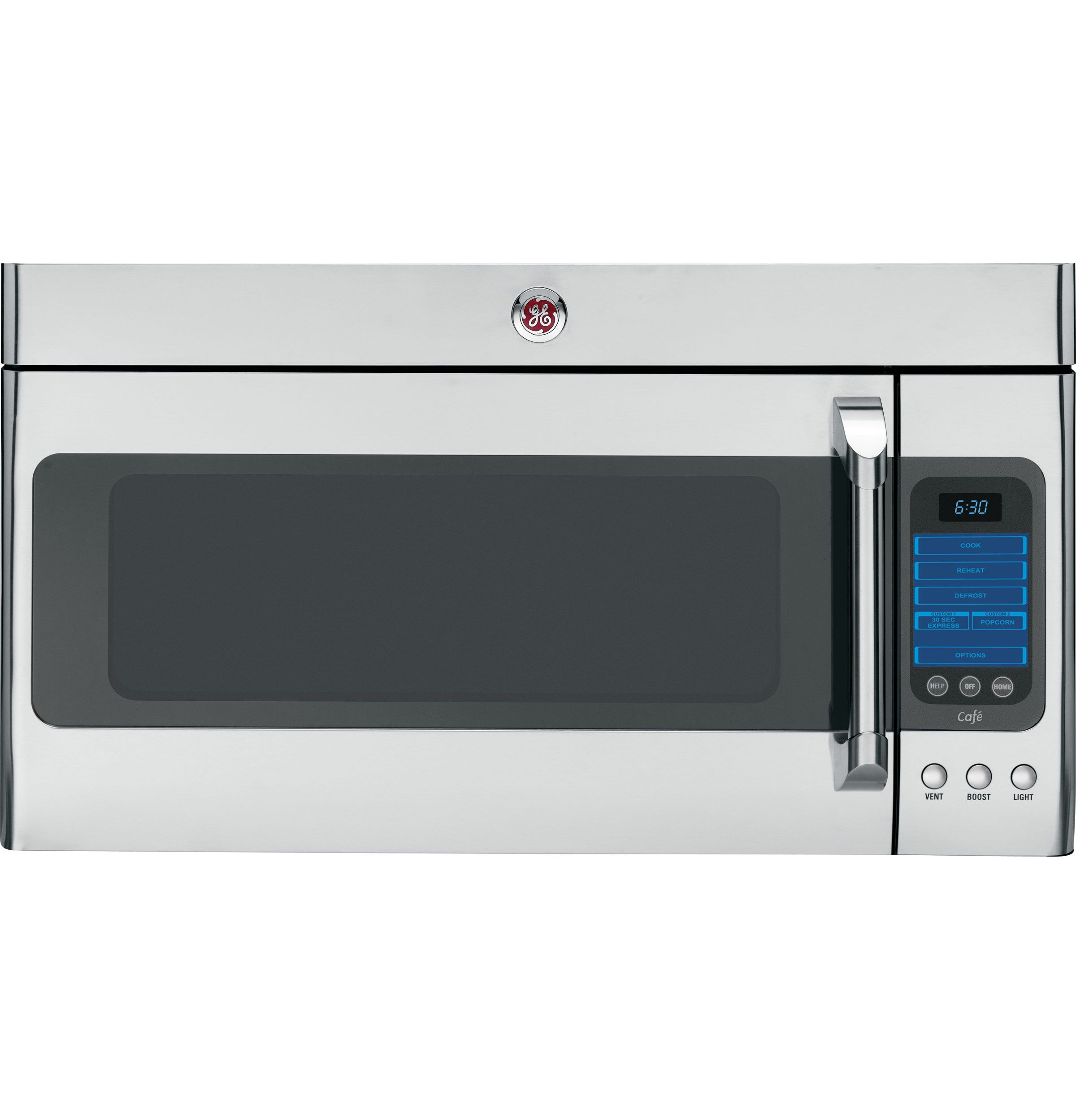 CVM2072SMSS | GE Cafe™ 2 0 Cu  Ft  Over-the-Range Microwave