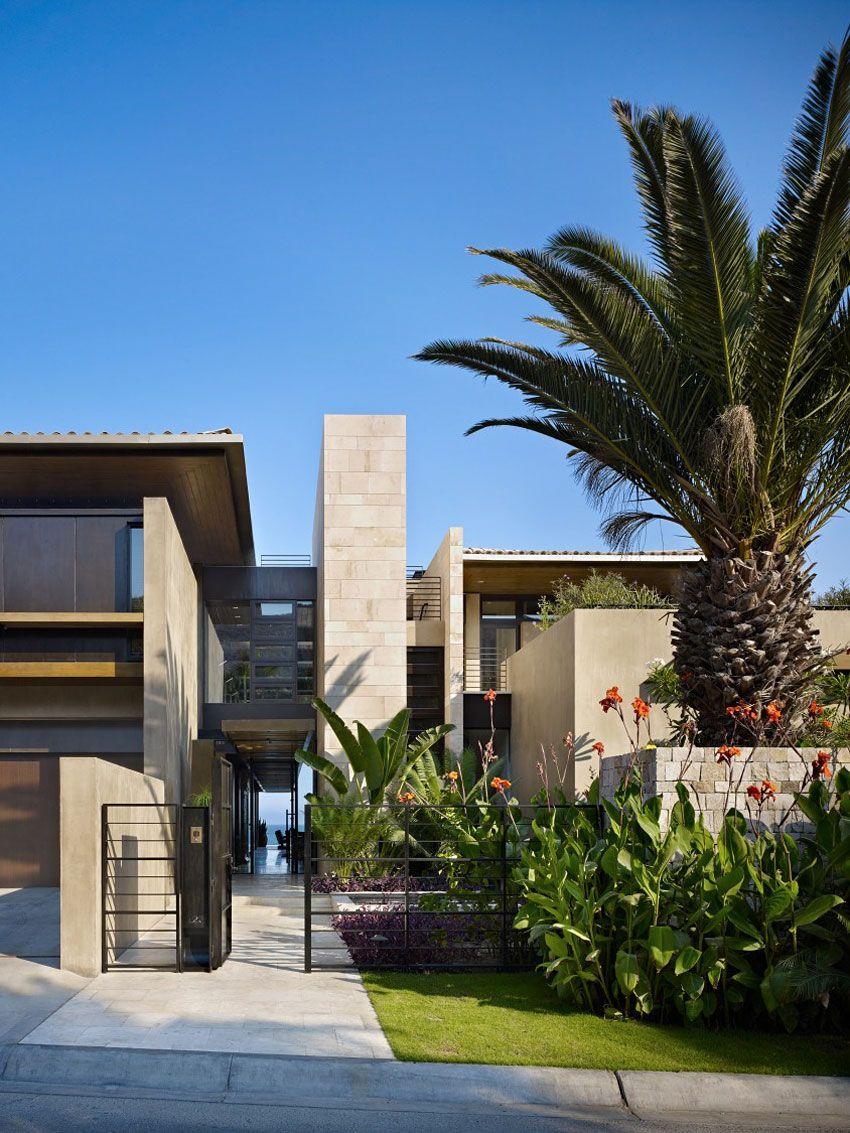 Mexico Residence by Olson Kundig Architects Architects Black