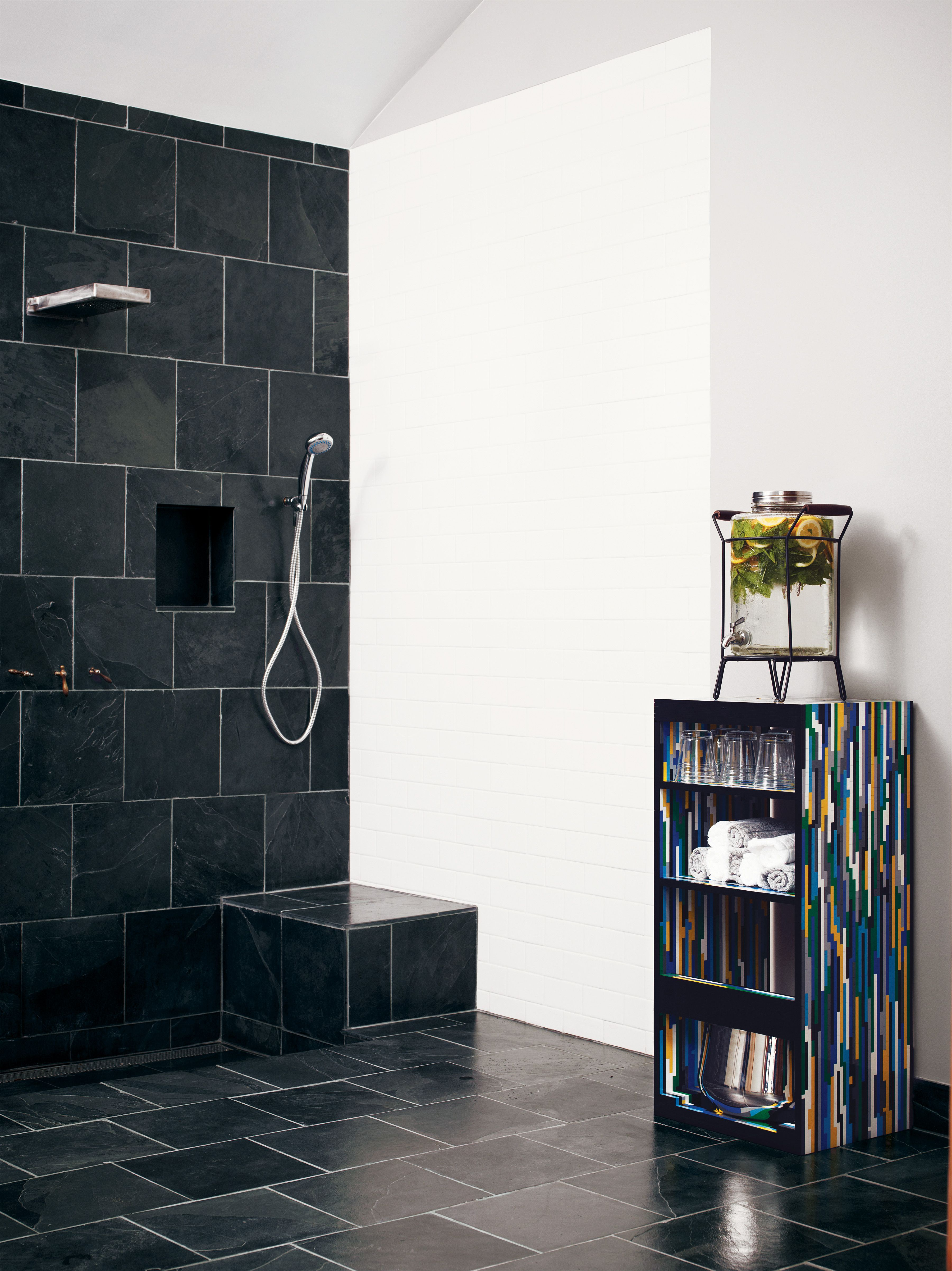 hollywood cabin loft | Contemporary Bathroom Design Ideas ...