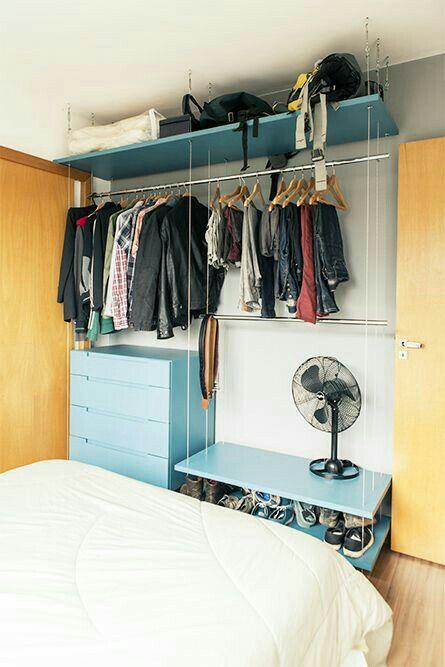 open closet bedroom ideas. Inspiration Image For Creating DIY Open Closet! Closet Bedroom Ideas