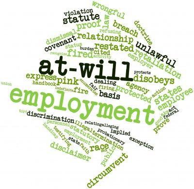 All Employers And Employees Have Employment Agreements With Each