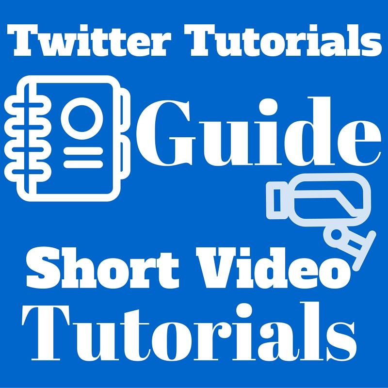 Twitter Tutorials- How To Use Search Queries To Find