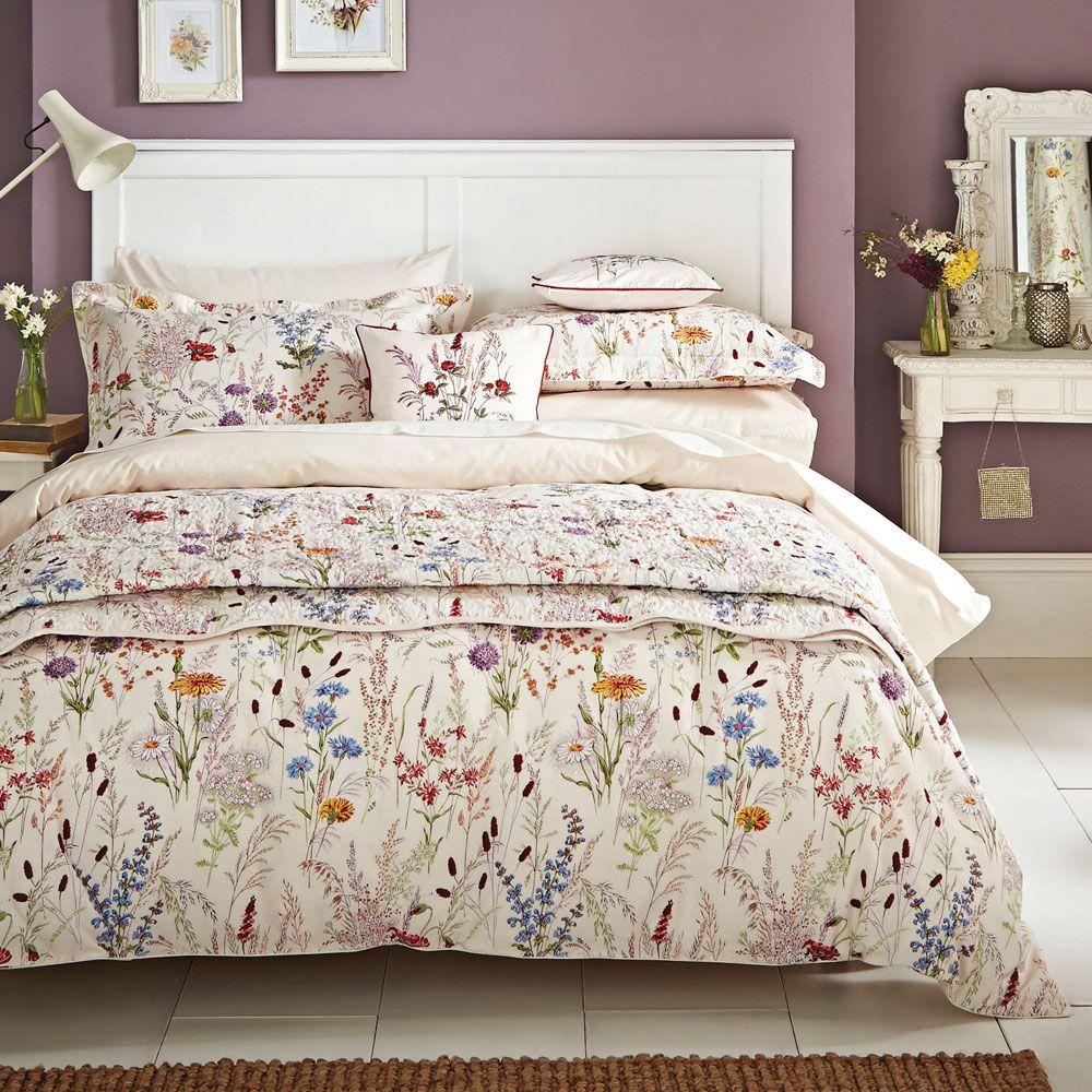 Buy V A Blythe Meadow Quilt Cover Set At Jarrold Norfolk S
