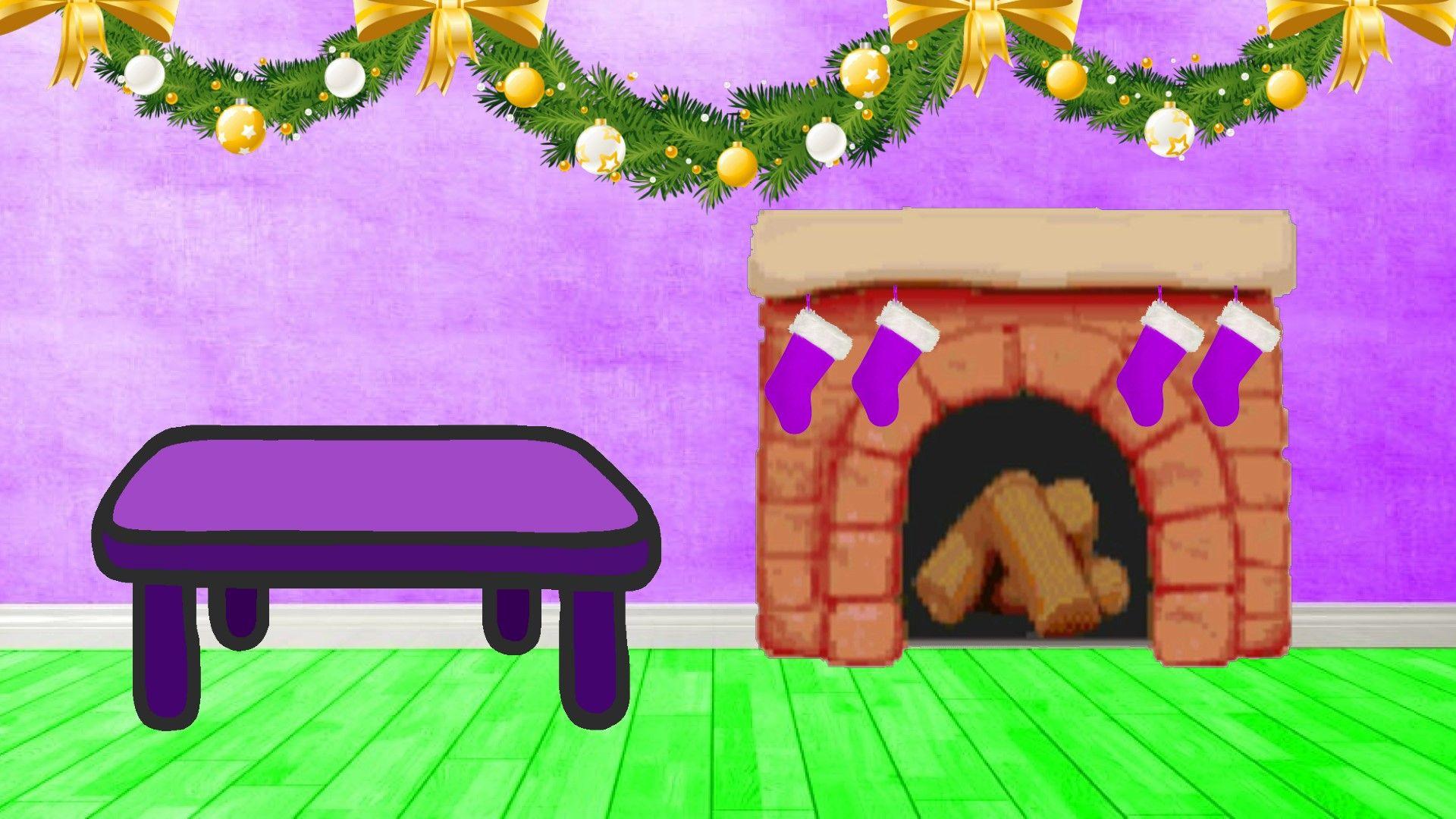 Christmas Room 1 Christmas room, Play houses, Decor