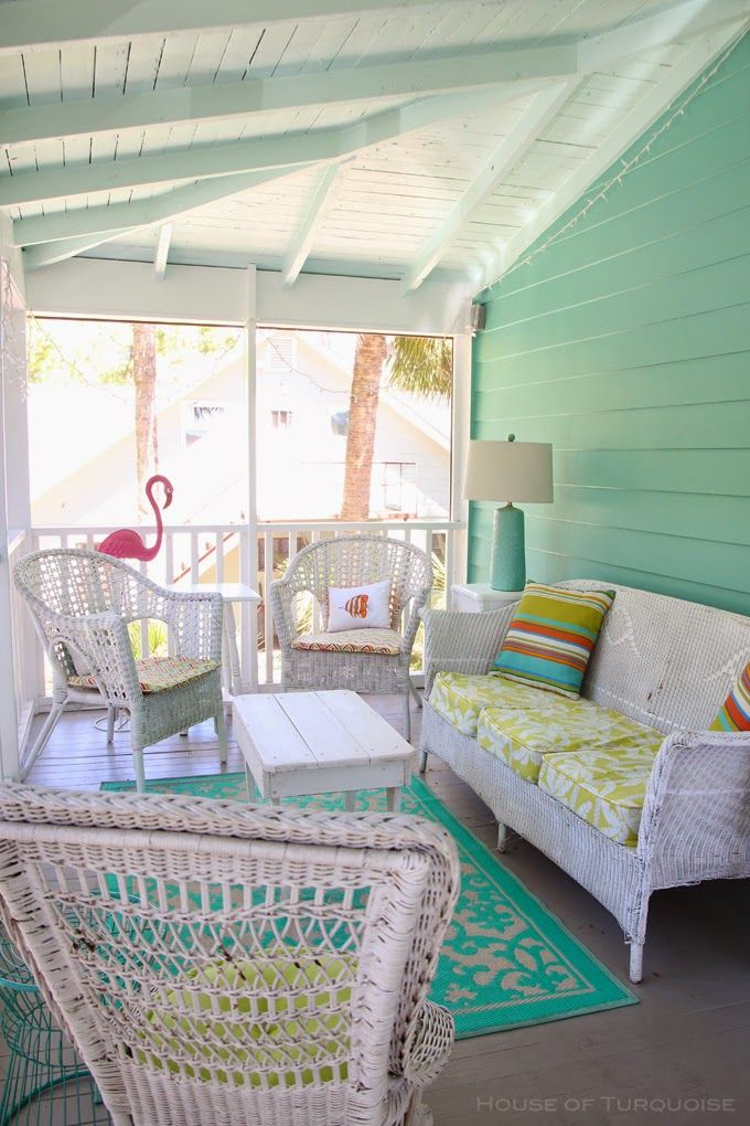 Jane Coslick Home Beach House Decor House Of Turquoise