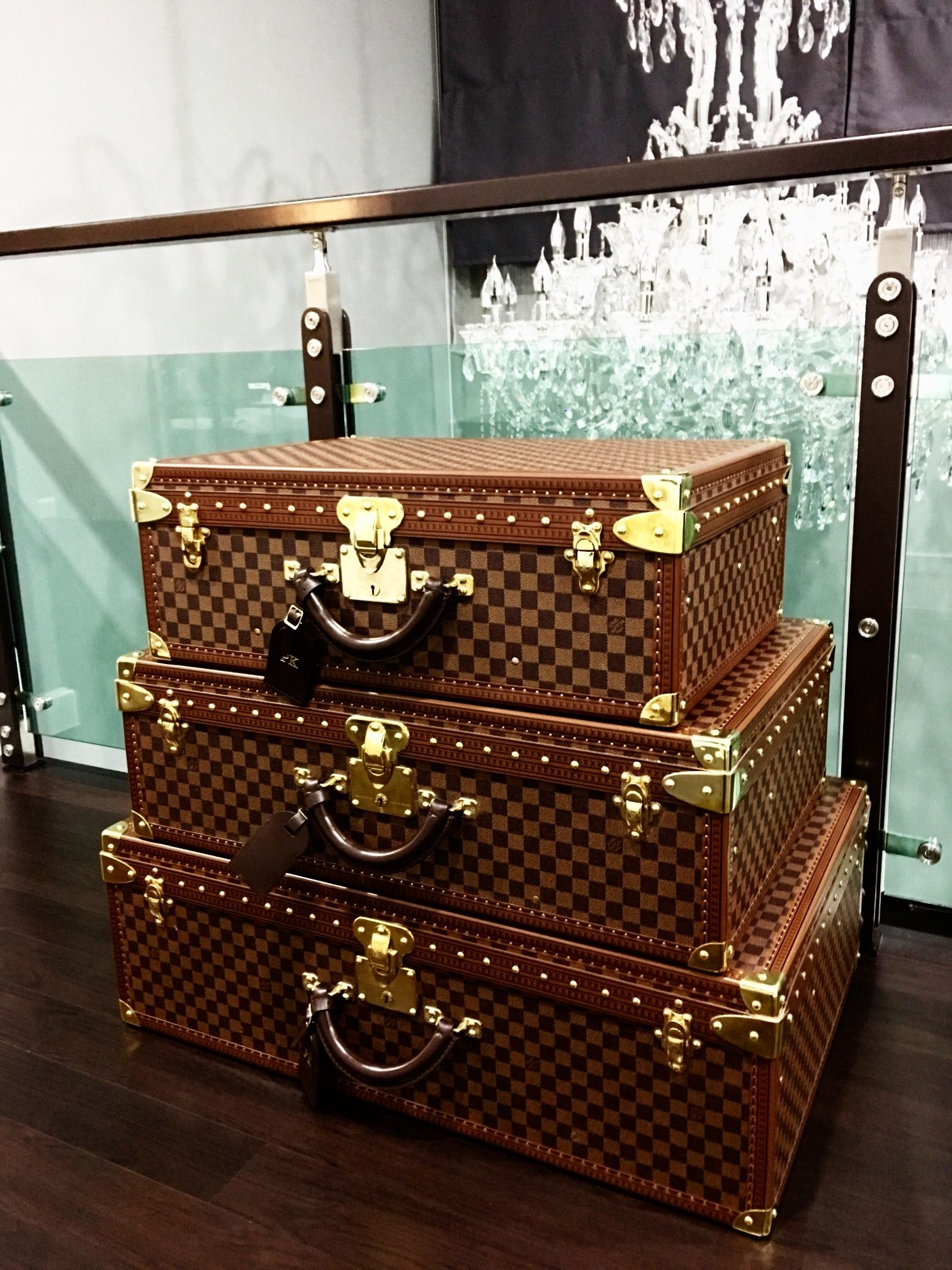 dd1874b46e66 Louis Vuitton Hardside luggage. Alzer 60.70.80 KOS home