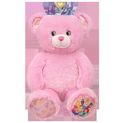 16 in. Disney Princess Bear - Build-A-Bear Workshop US