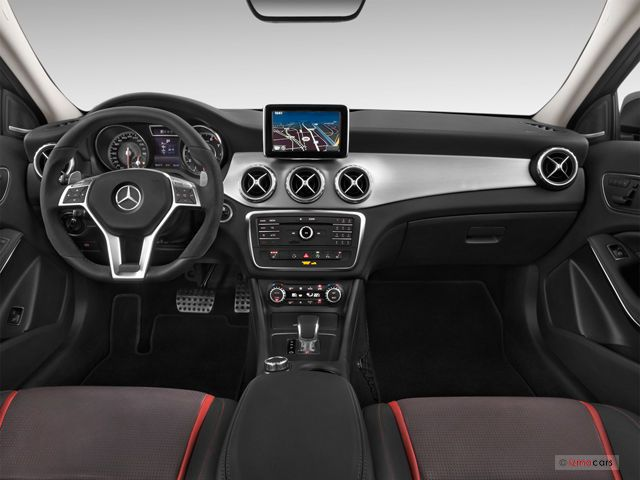 2017 Mercedes Benz Gla Class Gla 250 4matic Suv Specs And Features