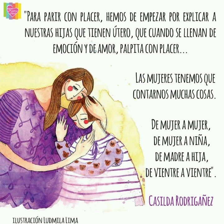 De mujer a mujer !