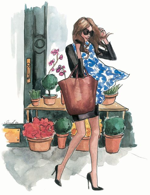 Inslee Watercolor via the Northern Light Blog