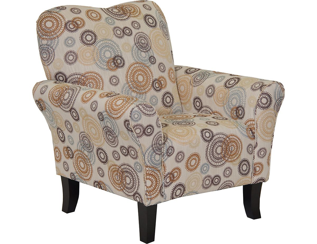 The Designed2B 1203 Accent Chair Upholstery Collection Living Room