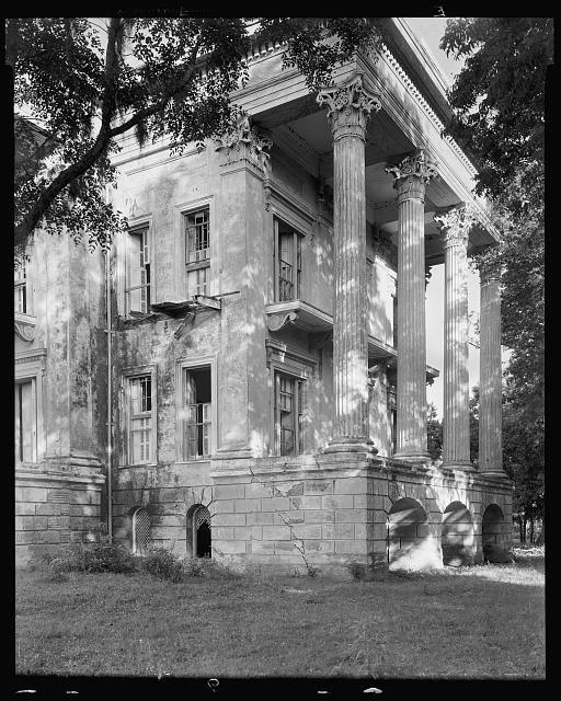 Belle Grove, White Castle vic., Iberville Parish, Louisiana