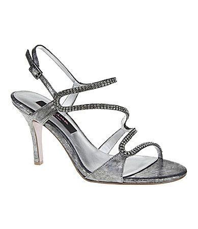 Nina Vasanti Dress Sandals #Dillards