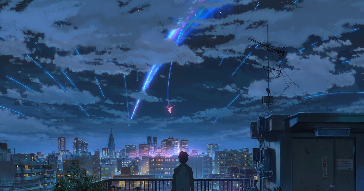 Kimi No Nawa Wallpaper Hd 720x1280 1082 Kimi No Na Wa Getwallpapers Is One Of The M Your Name Wallpaper Computer Wallpaper Desktop Wallpapers Name Wallpaper Chill anime hd desktop wallpaper