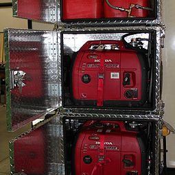 Generator Boxes For Travel Trailers Camper Honda Storage