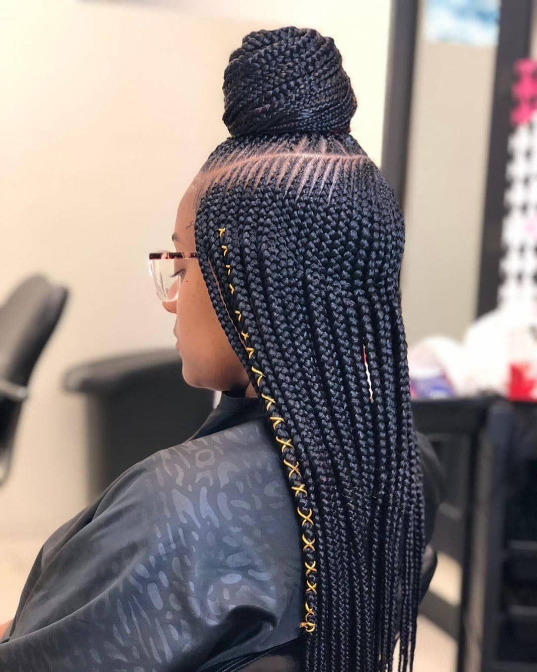 15 crochet box braids hair styles black women hairstyles