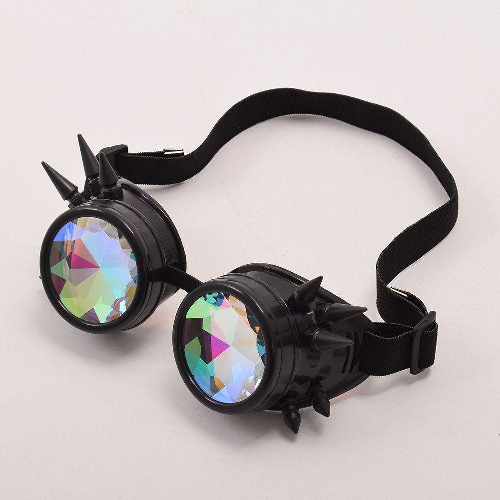 Halloween 2017 -- GRACEART Steampunk Spiked Kaleidoscope