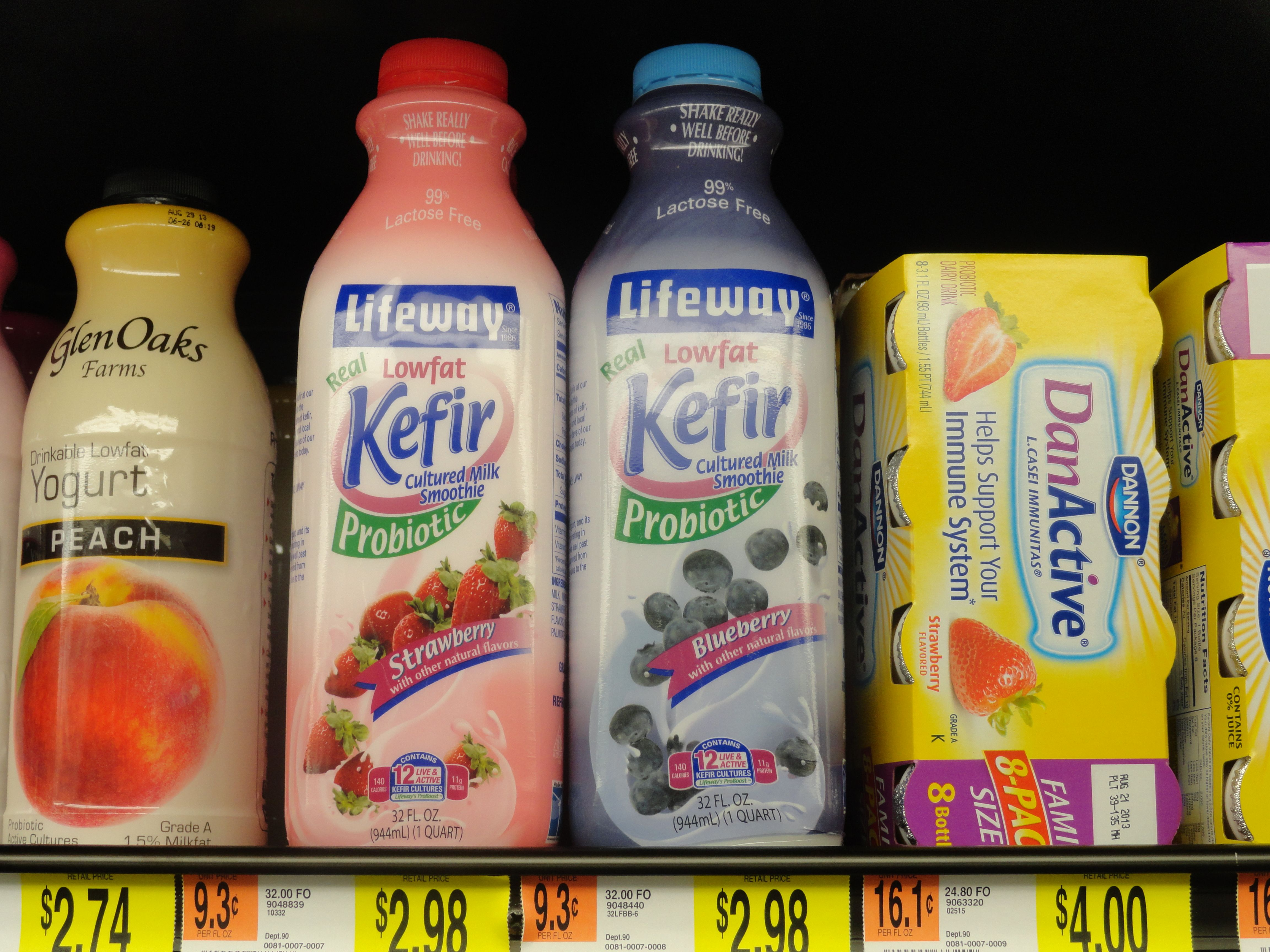 What Stores Sell Kefir