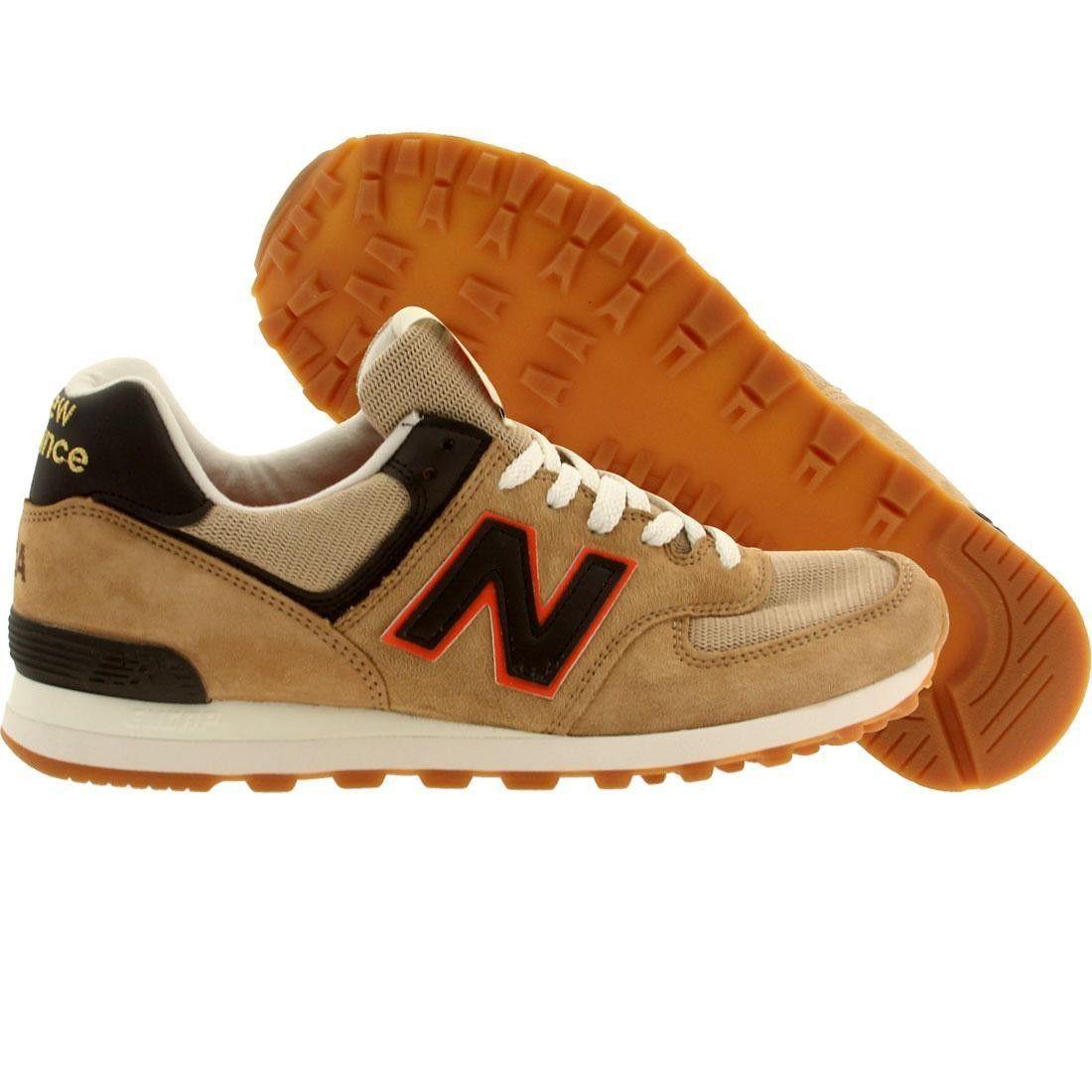 New Balance US574CBB Schuhe Tan Herren