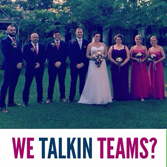 We love to celebrate true love and happiness with a daily team shout out. It goes to @chloegee3 and her team they are straight fire . Go show some love and positivity on their pages. Tag your squad if you'd like.  #repost #teams #talkingteams #squad #wedding #squadgoals #drake #bigrings #future #fashionistas #bridalparty #weddinginspiration #squadgoalsaf #maidofhonor #fashionable #brideandgroom #weddingphotography #weddingdress #bridesmaids #weddingideas #squadlife #bride #haironfleek…