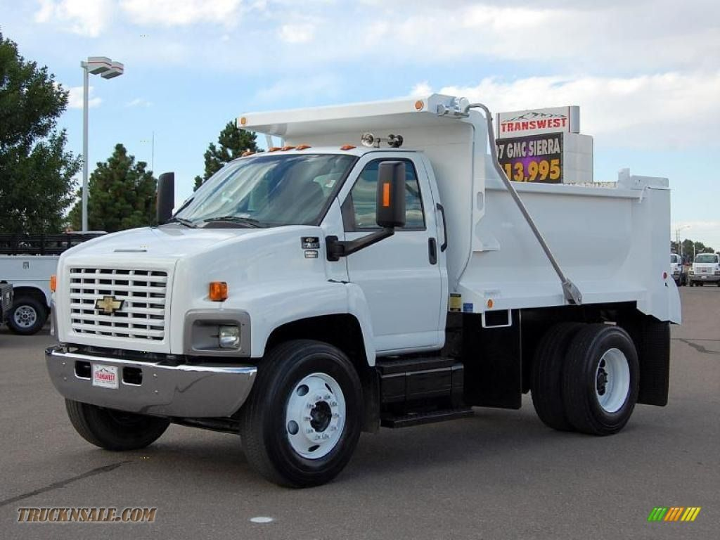 Chevrolet Kodiak Dump Truck Used Chevy Dump Trucks For Sale In Ohio Dump Trucks Trucks Dump Trucks For Sale