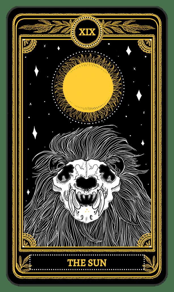 Deck Name Marigold Tarot Artist Amrit Brar Find Out More About Her Other Gorgeous Illustrations Here Creative Tarot Cards Art Tarot Art Tarot Card Spreads