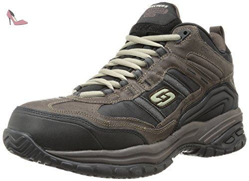 skechers stride safety boots hommes