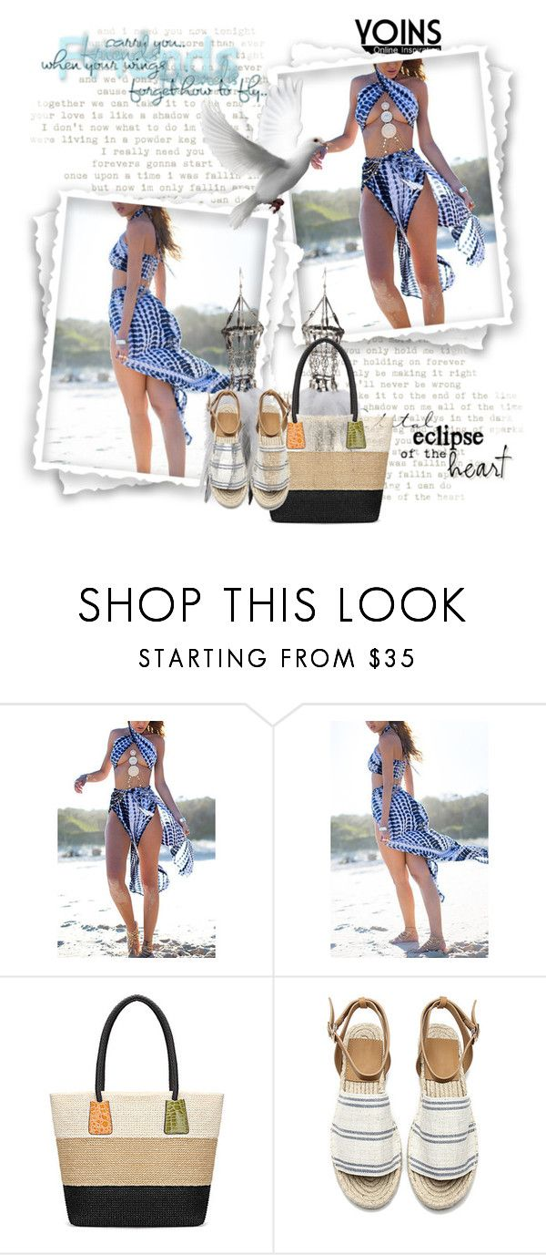 """""""Yoins 28."""" by fashionunion-1 ❤ liked on Polyvore featuring Clemmie Watson, yoinscollection and loveyoins"""