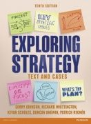 Exploring Strategy has long been the essential introduction to strategy for the managers of today and tomorrow. From entrepreneurial start-ups to multinationals, charities to government agencies, this book raises the big questions about organisations – how they grow, how they innovate and how they change.