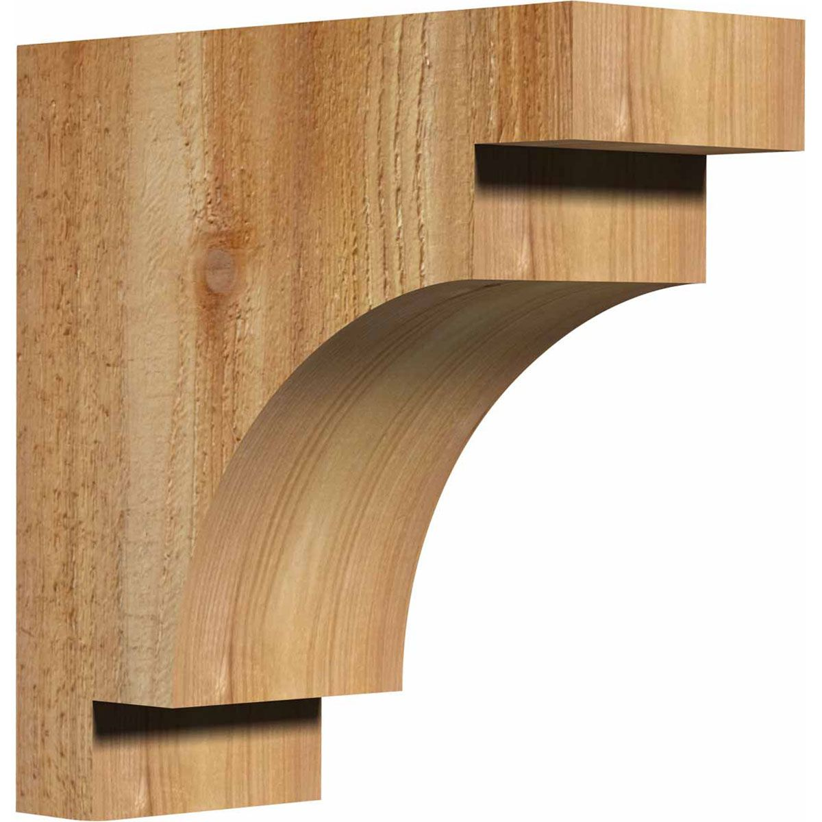 Mediterranean Rustic Timber Wood Corbel | Timber wood, Woods and ...
