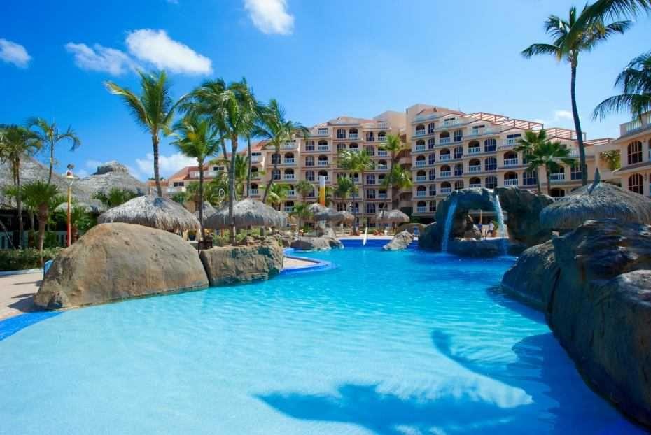 Playa Linda Beach Resort Aruba Palm Eagle Reviews Tripadvisor