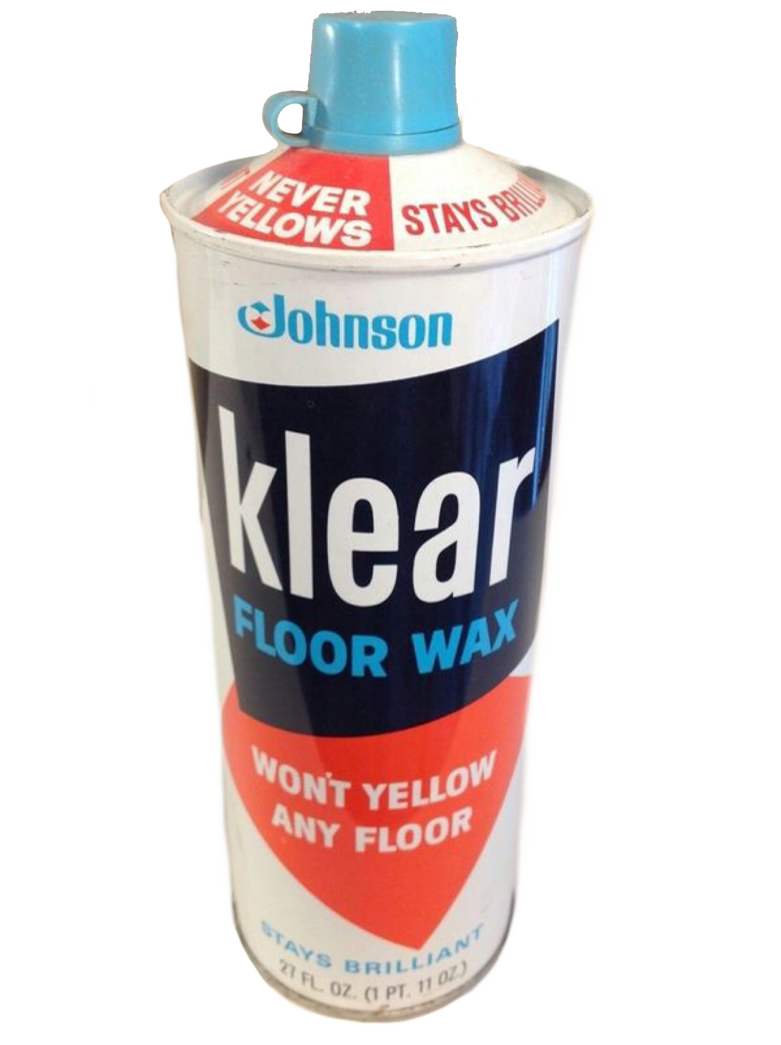 Johnson S Klear Floor Wax I Am Sure Many Will Agree That They Probably Don T Miss These Days