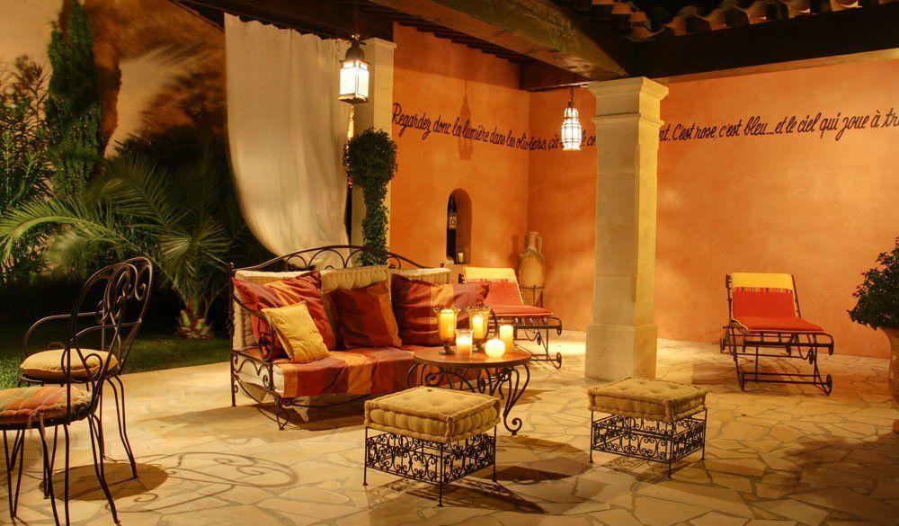 Terrasse Orientalisch Gestalten 6 Ideen Fur Eine Terrasse Wie Aus 1001 Nacht Wohnzimmer Orientalisch Haus Deko Wohnen