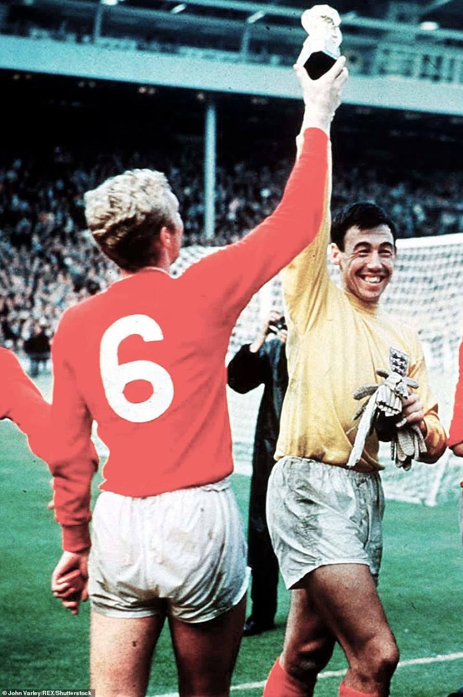 England 1966 World Cup Winner Gordon Banks Dies Aged 81 World Cup Winners England National Team World Cup