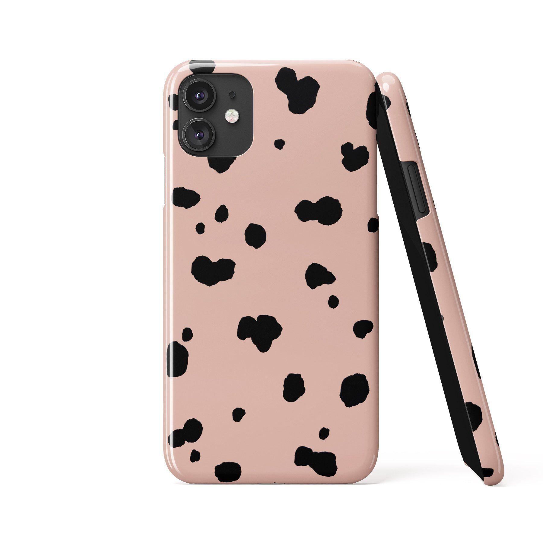DALMATIAN Cavern Pink Phone Case - iPhone 13 / Tough Case - Gloss