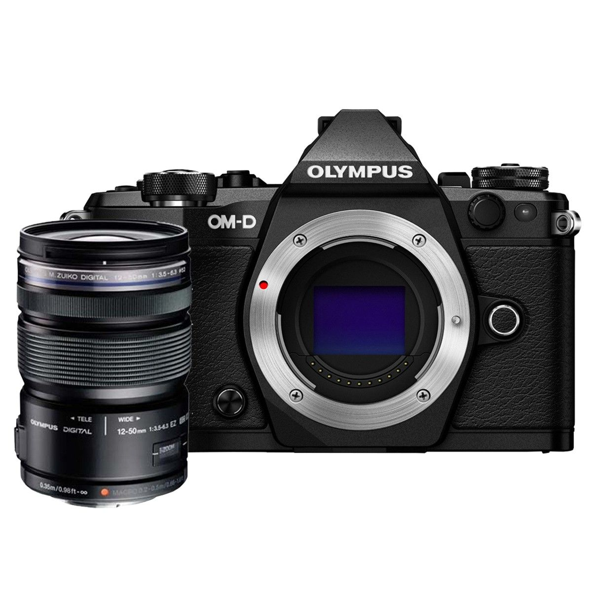 Olympus Om D E M5 Mark Ii Camera Black 12 50 Mm Lens Kit Contact 0312855877 0r 01534269722 50 Mm Lens System Camera Camera