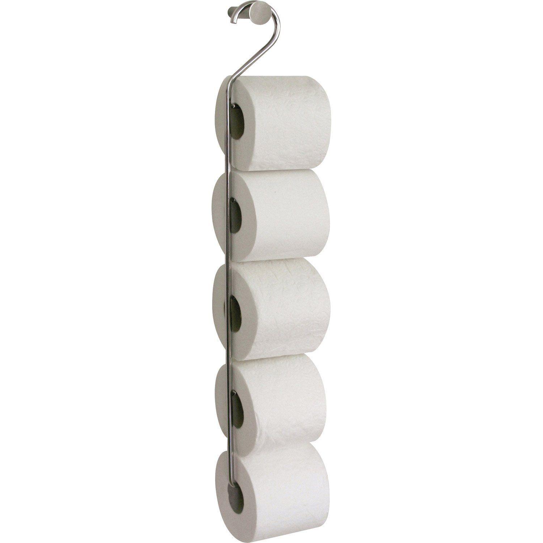 rangement pour papier toilette rollup leroy. Black Bedroom Furniture Sets. Home Design Ideas