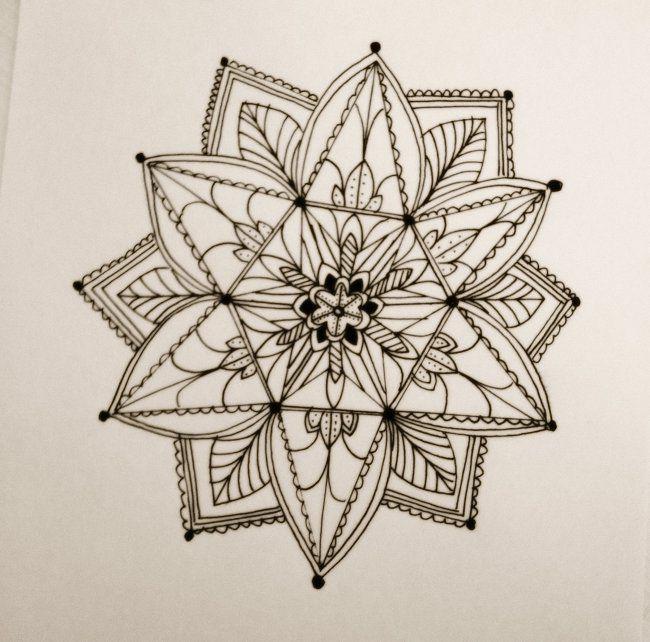 Mandala Inspiration | Mandala, Mandala art, Free hand drawing