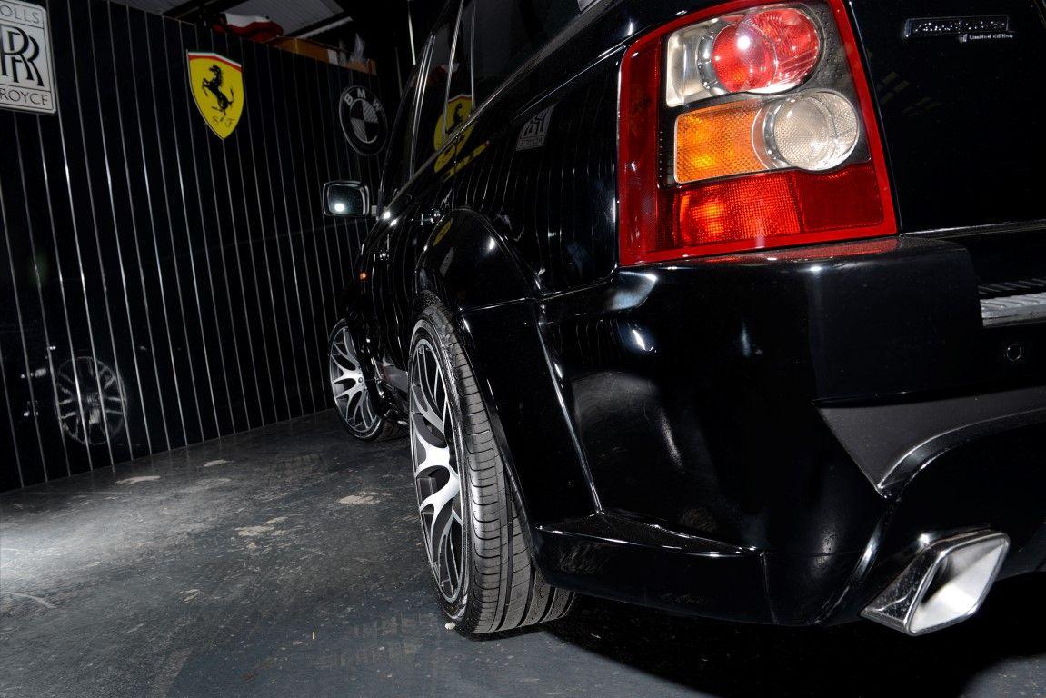 Pin by Xclusive Customz on Range Rover Sport Xclusive