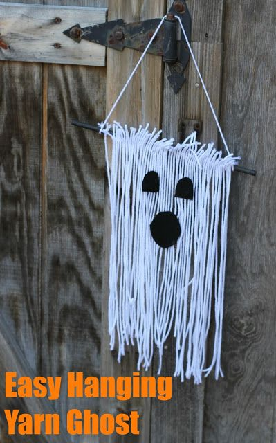 5 Halloween Crafts for Kids Easy Projects to make with Kids Craft - halloween decorations for kids to make