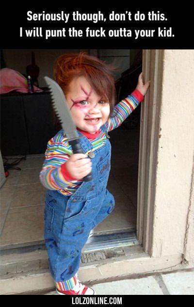 Don\u0027t Dress Your Kid Like This #lol #haha #funny Me Pinterest - cheap funny halloween costume ideas