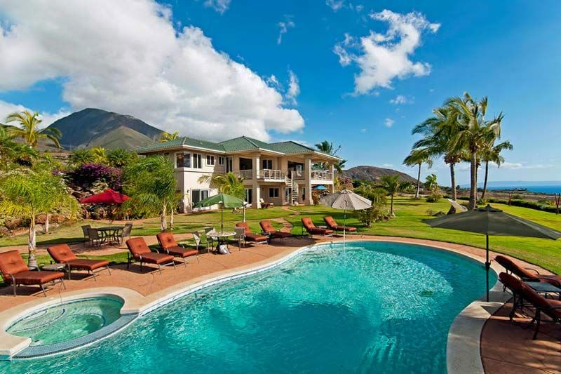 Dream homes pictures vacation rentals villas for Hawaii package homes