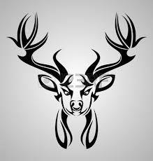 Image Result For Tribal Elk Tattoos Tribal Artwork Deer Elk Tattoo