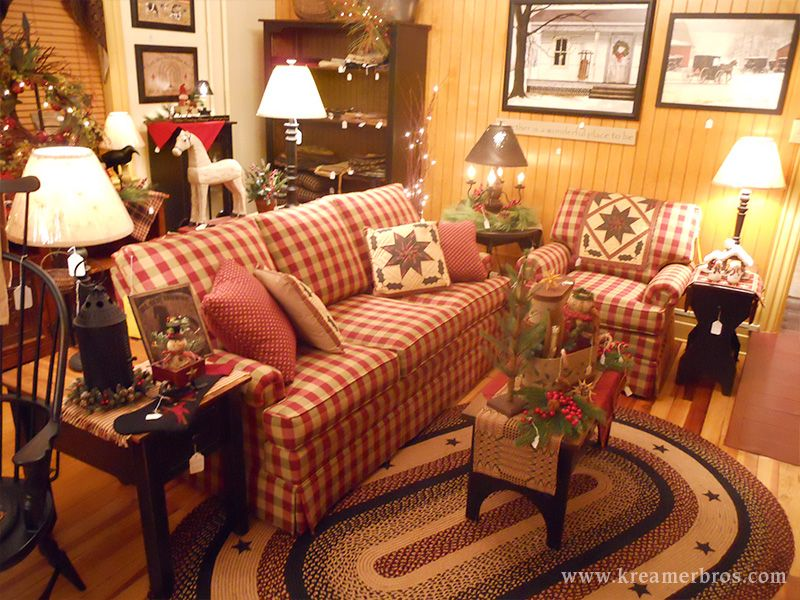 Charmant Kreamer Brothers Furniture In Annville, PA Offers A Wide Variety Of Country  Living Room, Bedroom, Dining Room And Occasional Furniture;