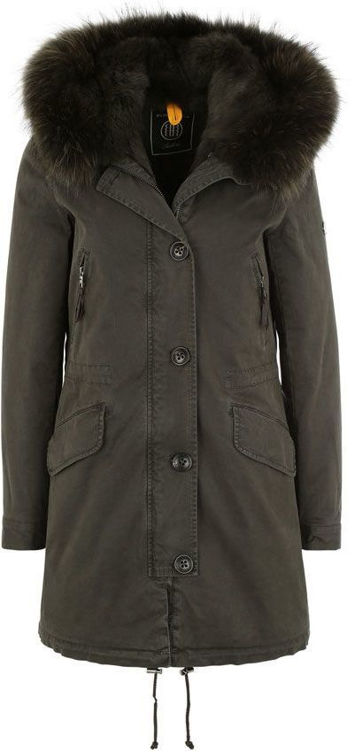 Best Price On The Market At Italist Blonde No 8 Blonde No 8 Parka Aspen 515 Limited Edition アウター