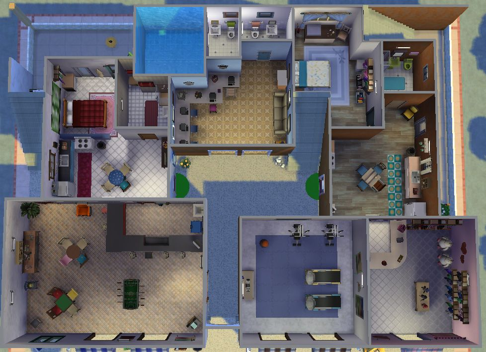 Favela House.