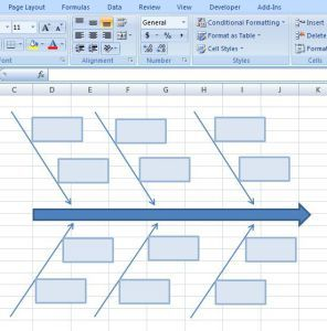 Creating fishbone diagram template excel 9 free fishbone diagram professional editable fishbone diagram templates in powerpoint excel and visio formats usage of fishbone diagram template in healthcare manufacturing ccuart Choice Image