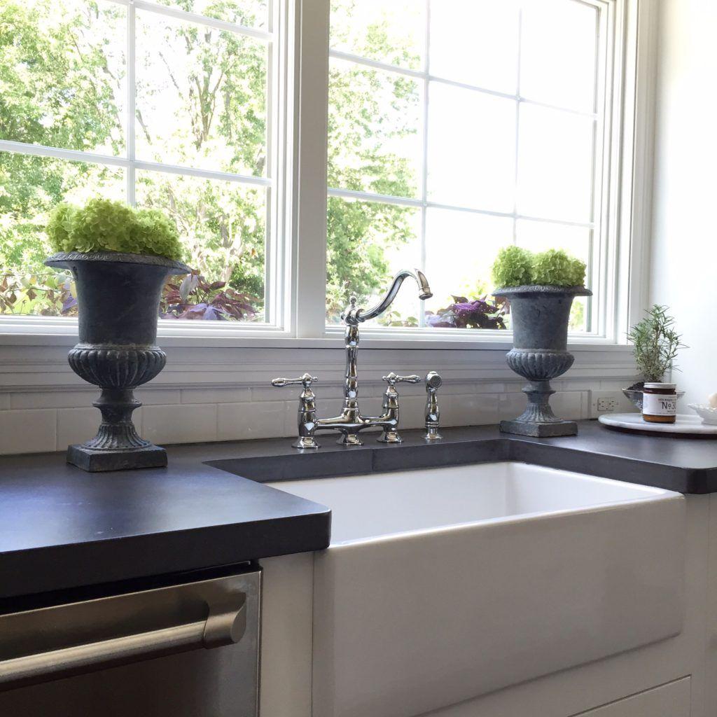 Beautiful kitchen sink area - House 214 Design blog | Kitchen ...