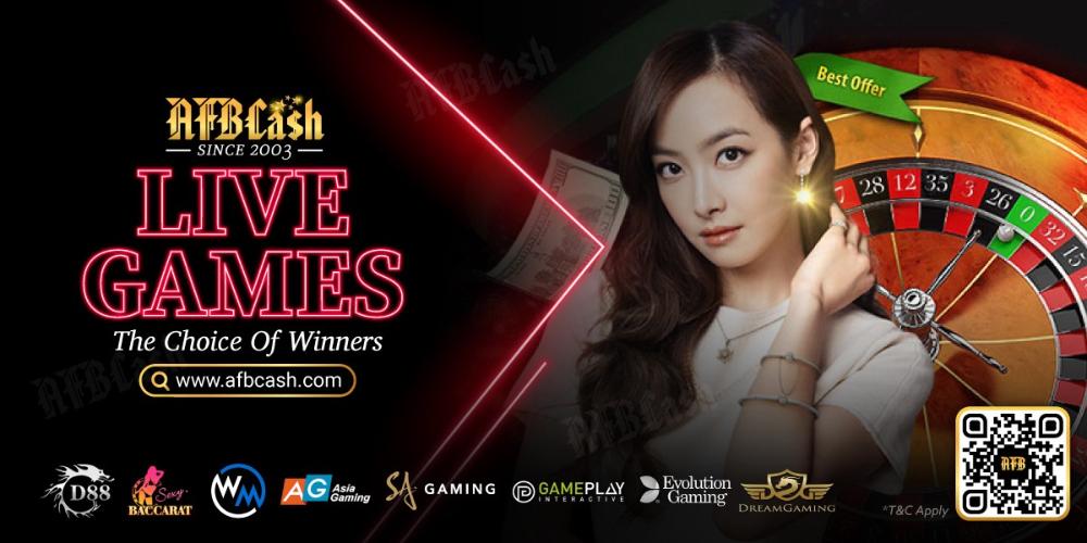 Live Online Casino Bonus