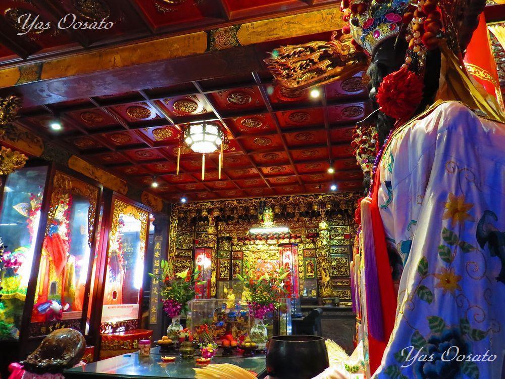 臺北の道教寺院観光で龍山寺から近い「青山宮」は外せない | 旅行ガイド,寺院,観光